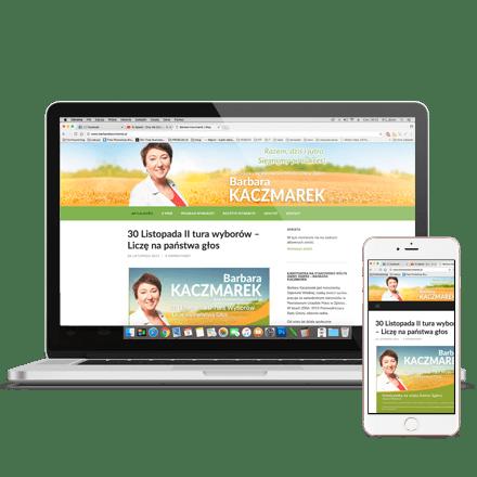 Realizacja - strona internetowa