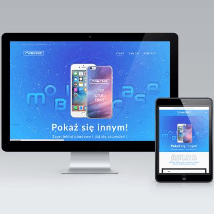 Strona Internetowa Mobicase