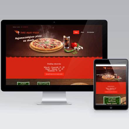 Strona Internetowa Pizzeria