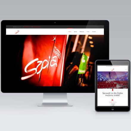 Szpila.com.pl Strona internetowa