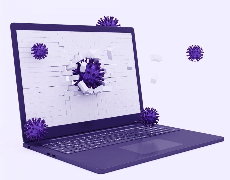 Ataki na strony i wirusy