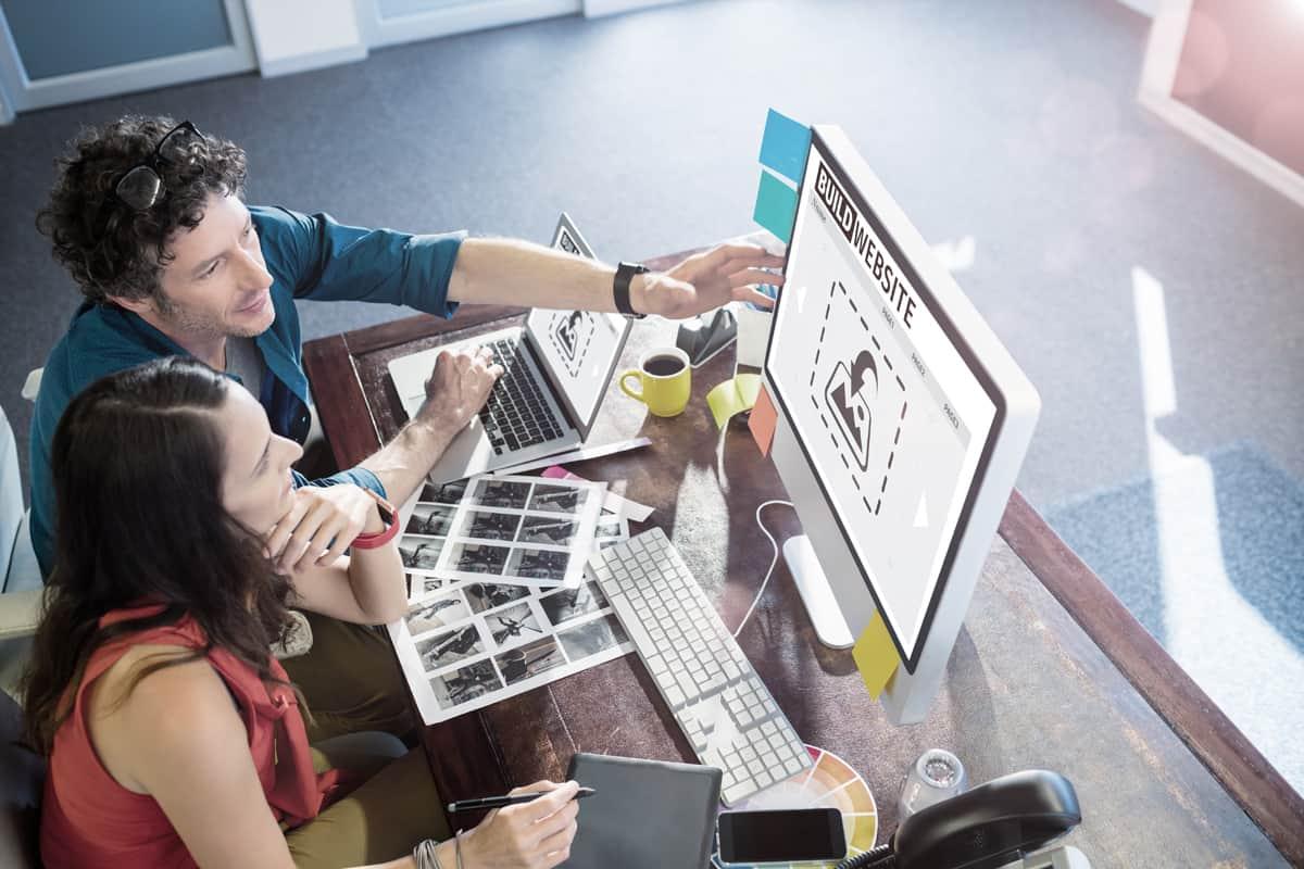 developerzy projektujący i pozycjonujący strony internetowe - Premium Digital Łódź